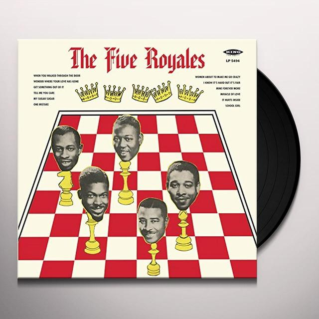 FIVE ROYALES Vinyl Record