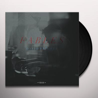 David Ramirez FABLES Vinyl Record