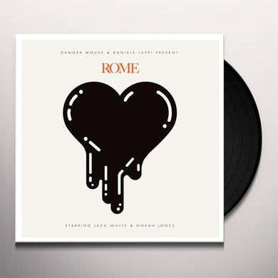 Danger Mouse / Daniele Luppi ROME Vinyl Record - 180 Gram Pressing, Digital Download Included