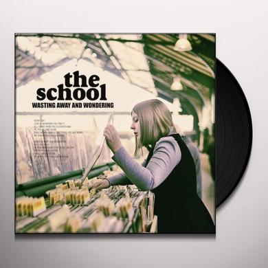The School WASTING AWAY & WONDERING Vinyl Record - Black Vinyl, Limited Edition, Digital Download Included
