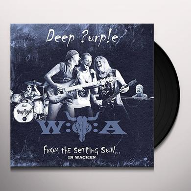 Deep Purple FROM THE SETTING SUN (IN WACKEN) Vinyl Record