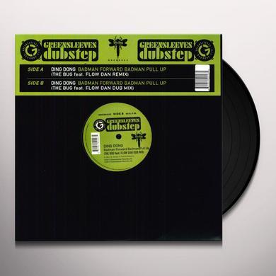 Ding Dong BADMAN FORWARD BADMAN PULL UP DUBSTEP MIX Vinyl Record