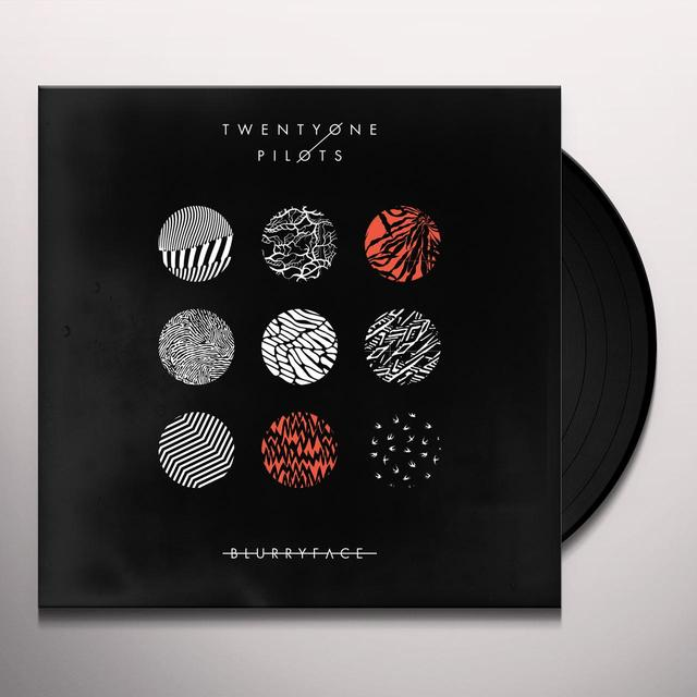 Twenty One Pilots BLURRYFACE Vinyl Record - Digital Download Included