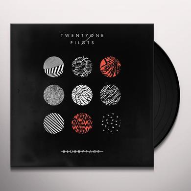 Twenty One Pilots BLURRYFACE Vinyl Record - Digital Download Included