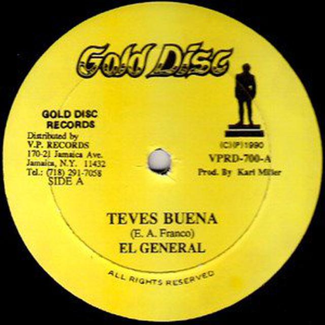 General TEVES BUENA Vinyl Record