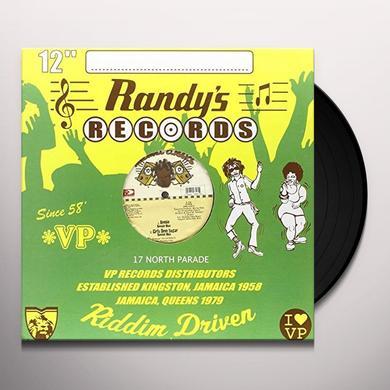 Beenie Man ROMIE Vinyl Record