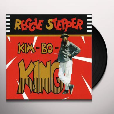 Reggie Stepper KIMBO KING Vinyl Record