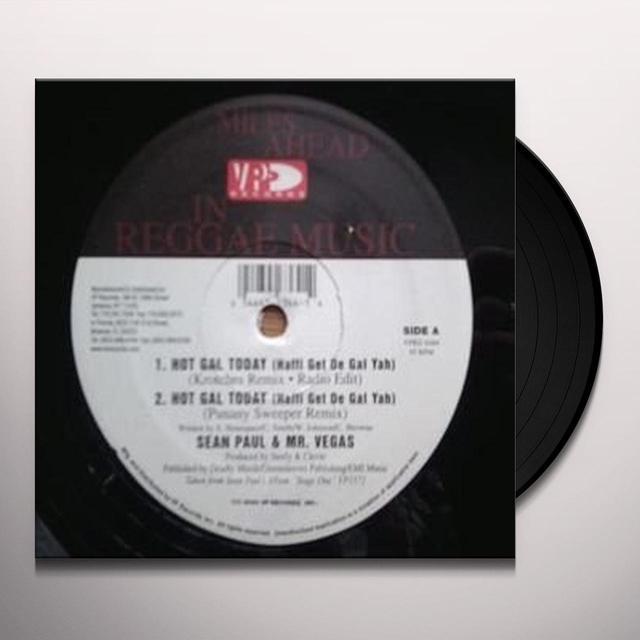 Sean Paul DEPORT THEM Vinyl Record