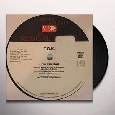T.O.K. CHI CHI MAN Vinyl Record