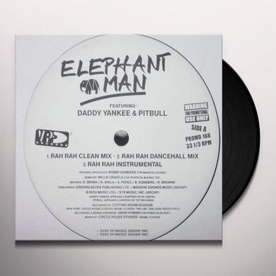 Elephant Man FATHER ELEPHANT Vinyl Record