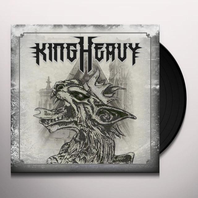 KING HEAVY Vinyl Record