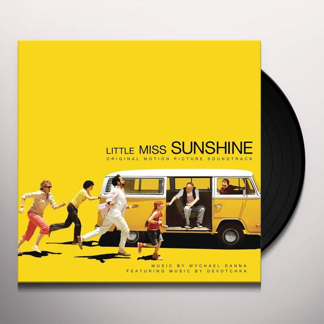 LITTLE MISS SUNSHINE / O.S.T. Vinyl Record