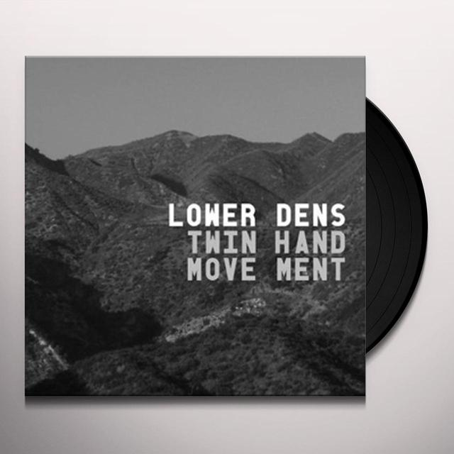Lower Dens TWIN-HAND MOVEMENT Vinyl Record