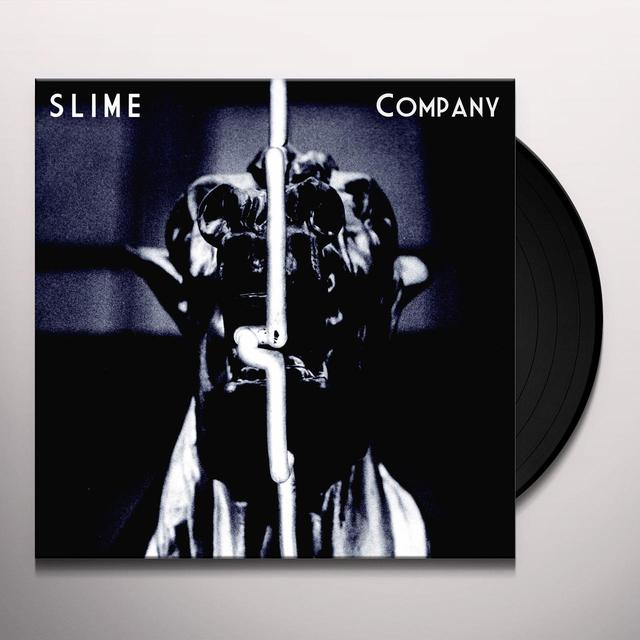 Slime COMPANY Vinyl Record - 180 Gram Pressing, Digital Download Included