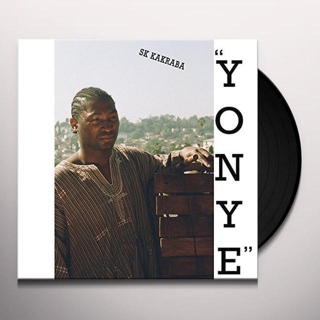 SK KAKRABA YONYE Vinyl Record