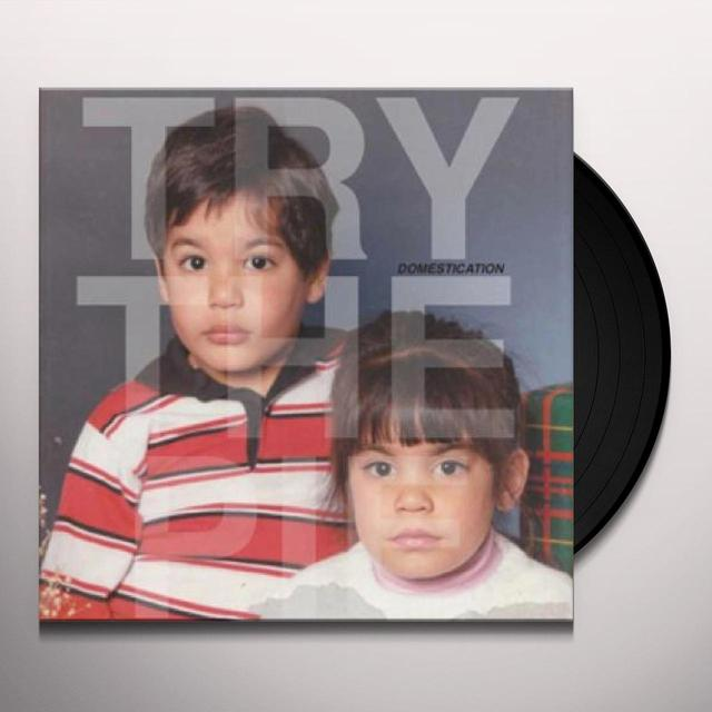 TRY THE PIE DOMESTICATION Vinyl Record