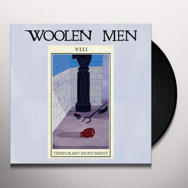 Woolen Men TEMPORARY MONUMENT Vinyl Record