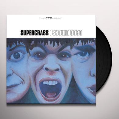 Supergrass I SHOULD COCO (WSV) Vinyl Record