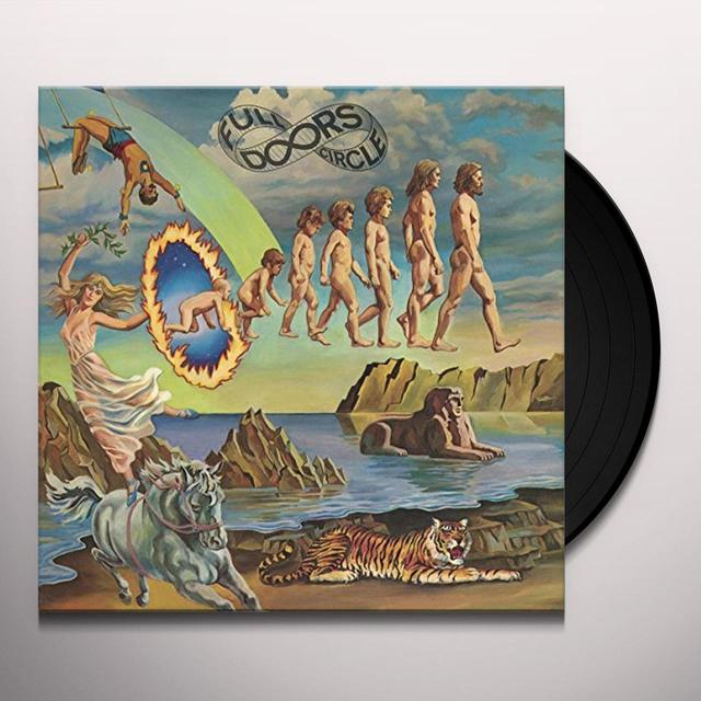The Doors FULL CIRCLE Vinyl Record