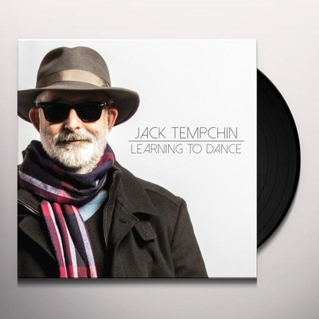 Jack Tempchin LEARNING TO DANCE Vinyl Record - Gatefold Sleeve, 180 Gram Pressing, Digital Download Included