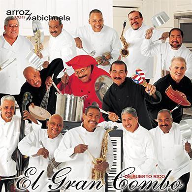 Gran Combo De Puerto Rico ARROZ CON HABICHUELA Vinyl Record