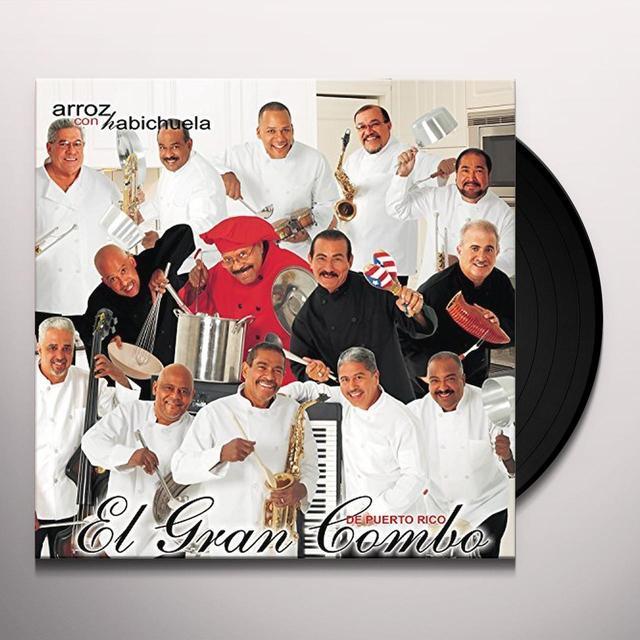 Gran Combo De Puerto Rico ARROZ CON HABICHUELA Vinyl Record - Gatefold Sleeve