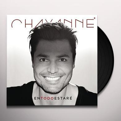 CHAYANNE EN TODO ESTARE Vinyl Record