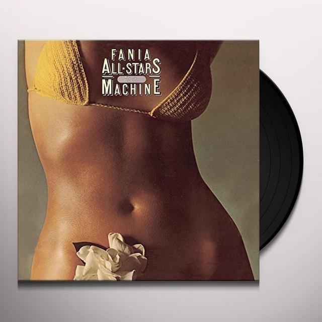 Fania All Stars RHYTHM MACHINE Vinyl Record