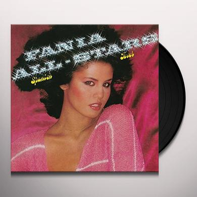 Fania All Stars SPANISH FEVER Vinyl Record