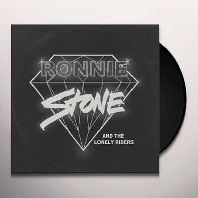 Ronnie Stone & The Lonely Riders MOTORCYCLE YEARBOOK Vinyl Record