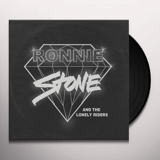 Ronnie Stone & The Lonely Riders MOTORCYCLE YEARBOOK Vinyl Record - Digital Download Included