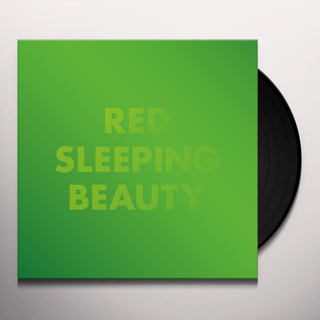 RED SLEEPING BEAUTY ALWAYS Vinyl Record