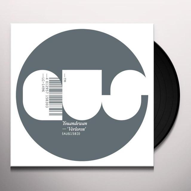 Youandewan VERLOREN Vinyl Record