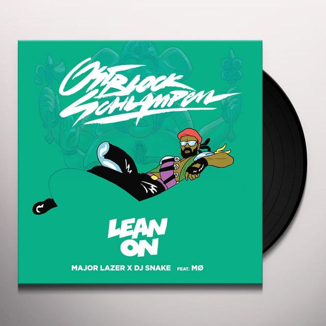 DJ Snake LEAN ON Vinyl Record
