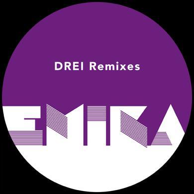Emika DREI REMIXES Vinyl Record