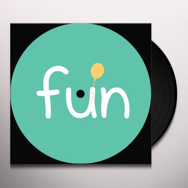 Barem Cabrera & Alexis TURN ON THE FUN Vinyl Record