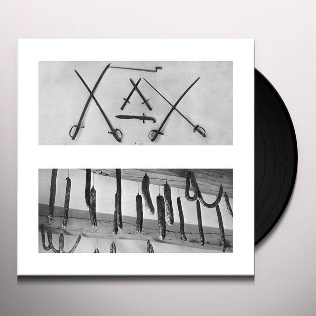 EXOTERIC CONTINENT REFERENDUM Vinyl Record