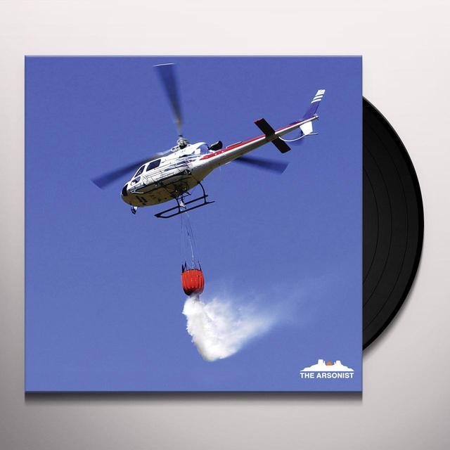 Dusty Kid ARSONIST Vinyl Record