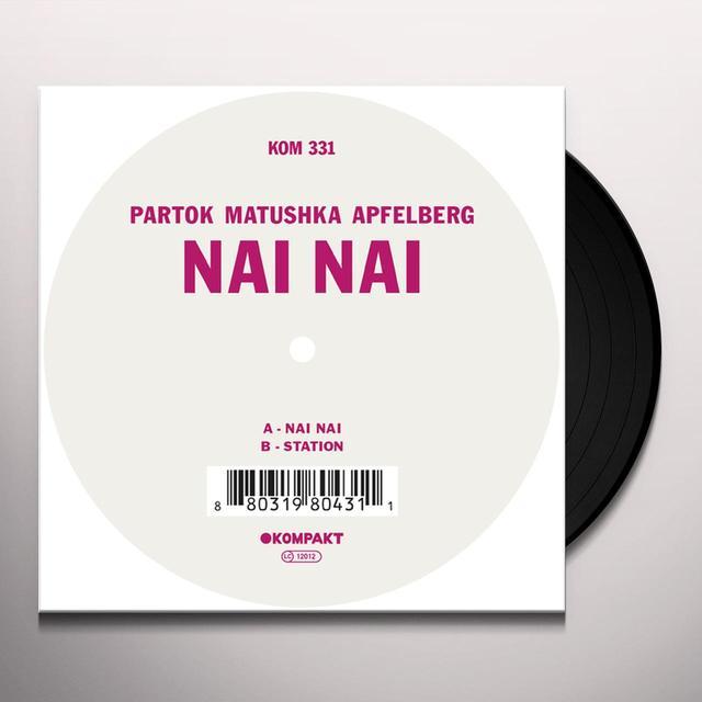 PARTOK MATUSHKA APFELBERG NAI NAI Vinyl Record