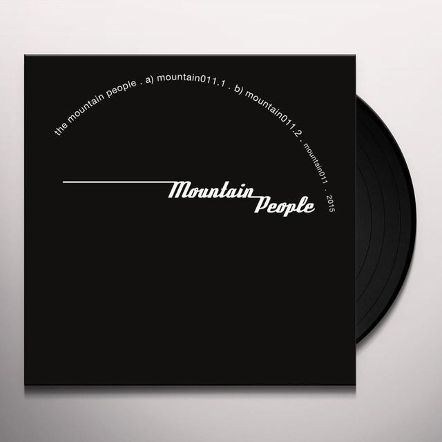 Mountain People MOUNTAIN011 Vinyl Record