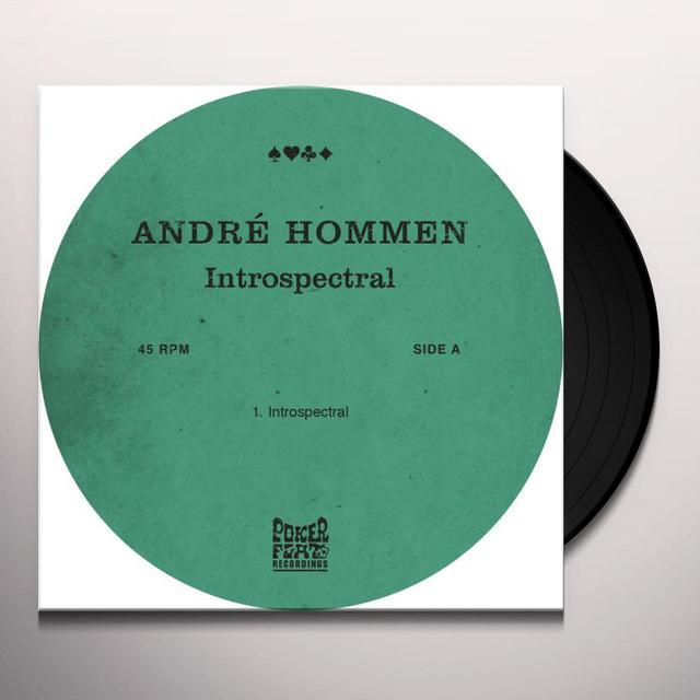 Andre Hommen INTROSPECTRAL Vinyl Record