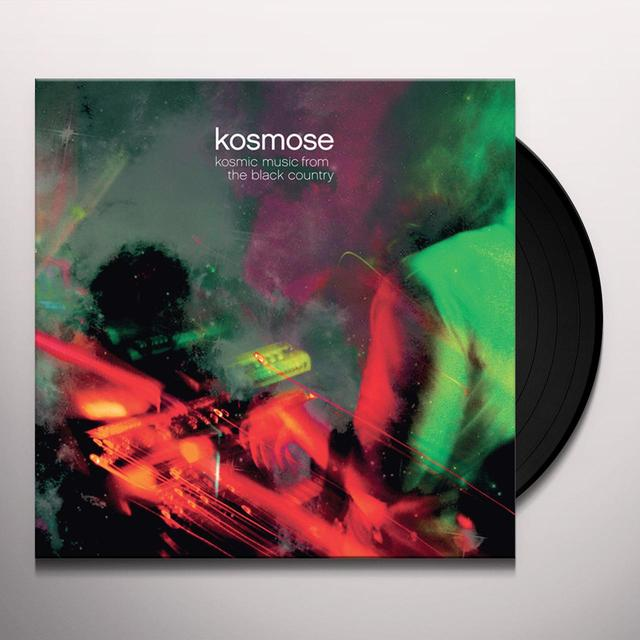 KOSMOSE KOSMIC MUSIC FROM THE BLACK COUNTRY Vinyl Record