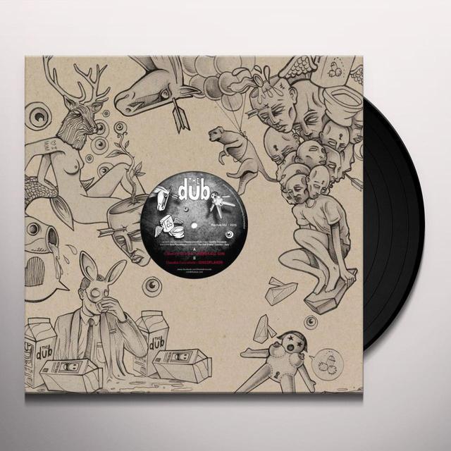 Claudio Coccoluto THEDUB 102 Vinyl Record