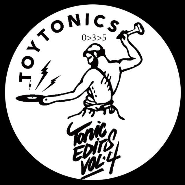 KAPOTE TONIC EDITS 4 Vinyl Record