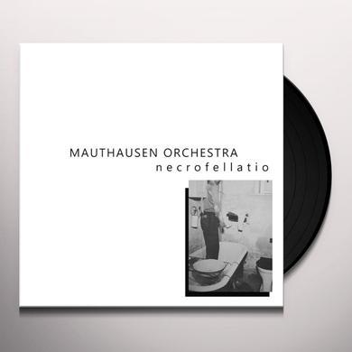 Mauthausen Orchestra NECROFELLATIO Vinyl Record
