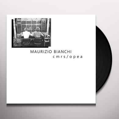 Maurizio Bianchi CMRS / OPEA Vinyl Record