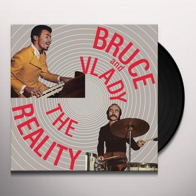 BRUCE & VLADY REALITY Vinyl Record