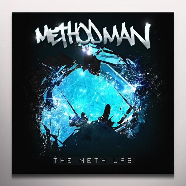 Method Man METH LAB Vinyl Record - Blue Vinyl, Colored Vinyl, Clear Vinyl