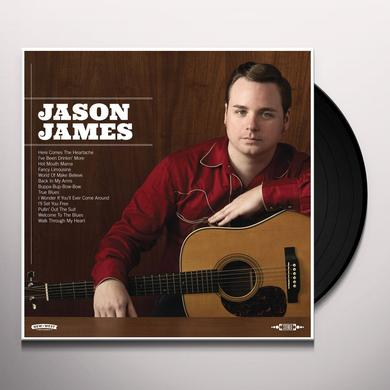 JASON JAMES Vinyl Record - Digital Download Included