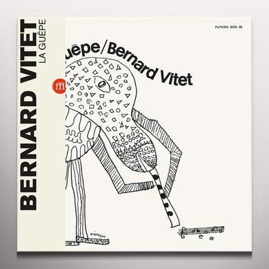 Bernard Vitet LA GUEPE Vinyl Record - Colored Vinyl, White Vinyl